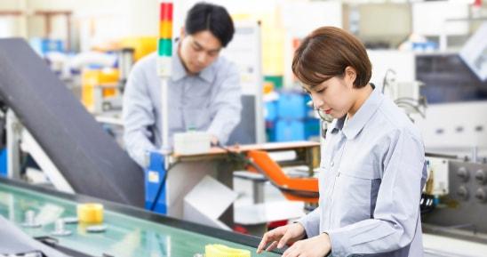 検査人員の採用、雇用コストを削減